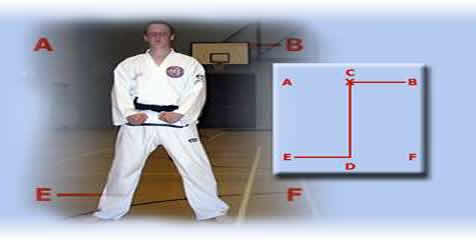 Do-San Tull - Taekwondo pattern for yellow belts/green tags