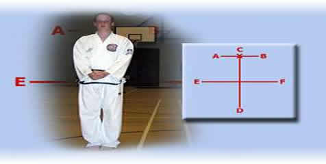 Toi-Gye Tull - Taekwondo pattern for blue belts/red tags